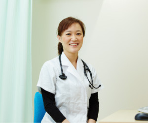 和田医院 女性医師の写真